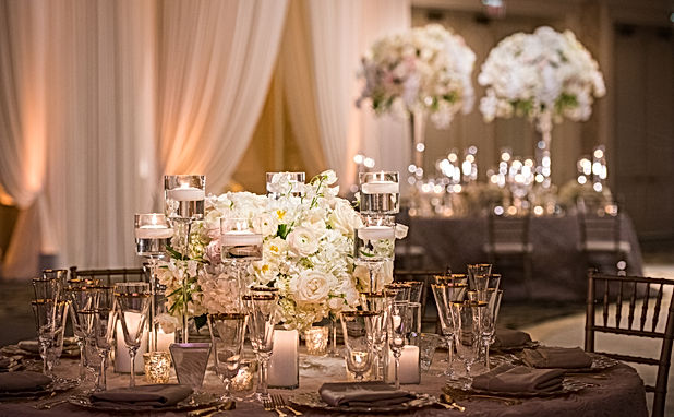 Wedding Decor - MJP Events Limited, London's Leading Wedding and Event Planner