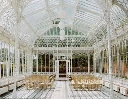 Wedding Ceremony at Horniman Museum and Gardens