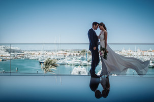 Wedding in Algarve