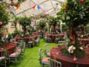 SUMMER PARTY PLANNER LONDON