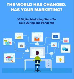 10 Digital Marketing Steps To Take During The Pandemic