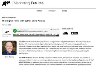 ANA Marketing Futures Interview