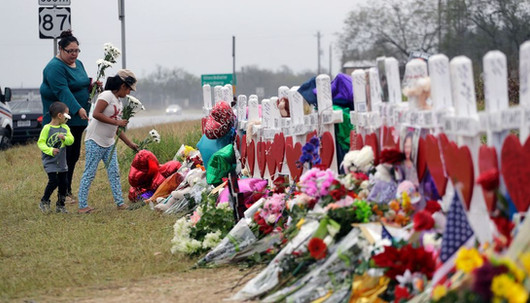 It is common for mass shootings to also involve domestic violence.