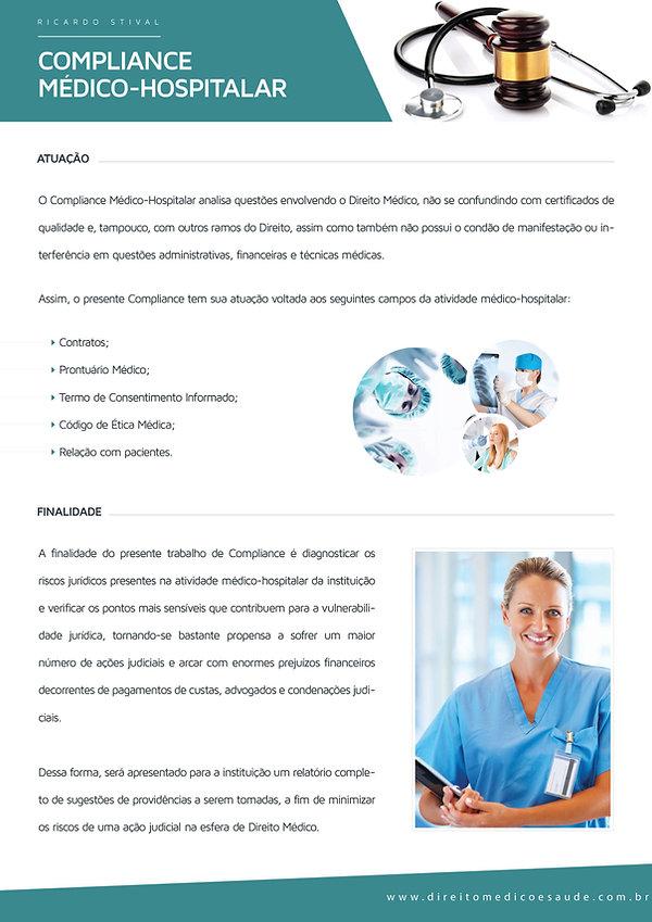 Compliance Médico-Hospitalar - Advogad Direito Médico