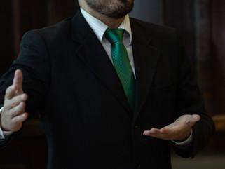 Palestra para a Diretoria do Hospital de Olhos do Paraná
