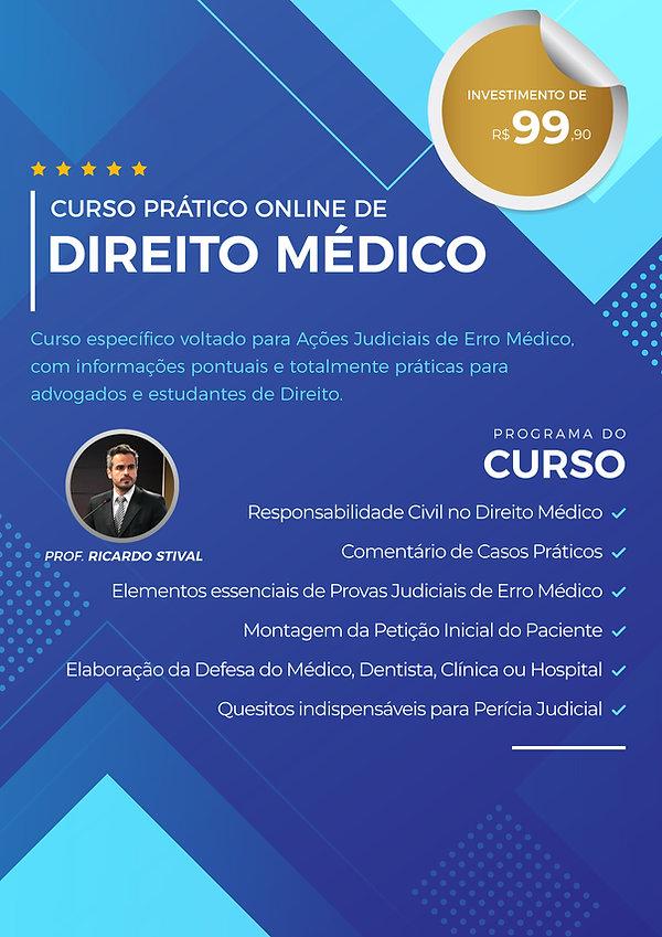 Curso Prático Online de Direito Médico - Ricardo Stival