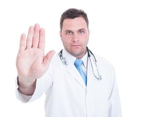Impossibilidade de Contrarrazões ao Denunciante em Recurso de Interdição Cautelar Médica