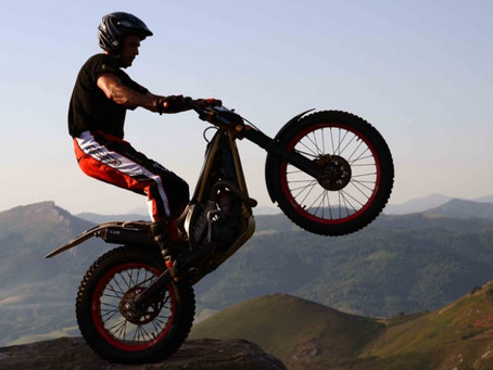 Motocross et Trial à Sommières