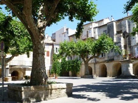 La ville médiévale de Sommières
