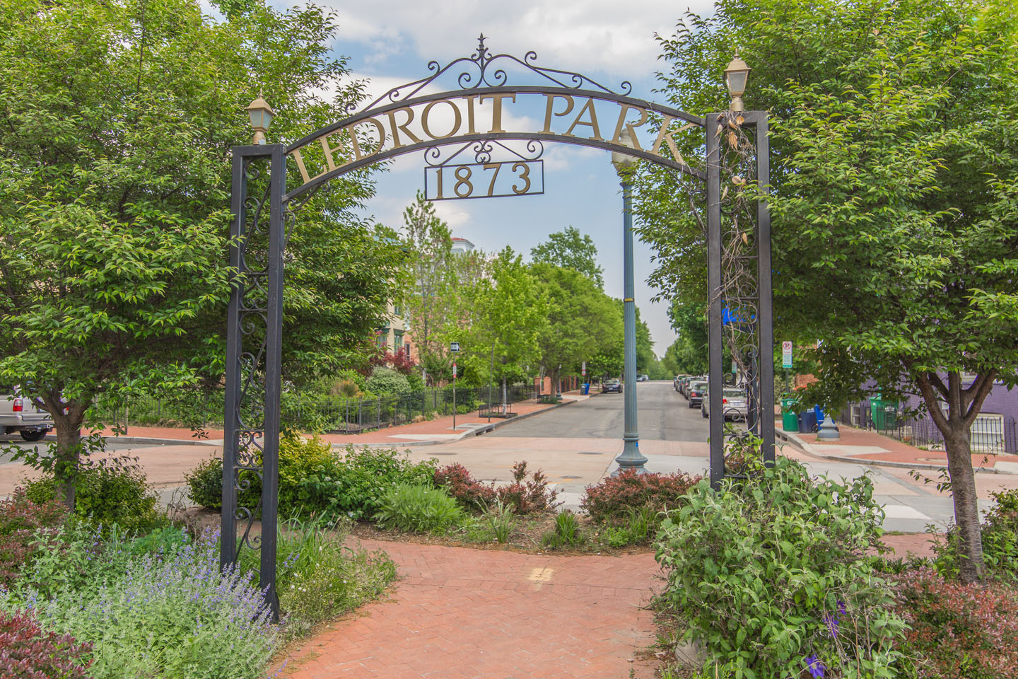 Welcome to LeDroit Park