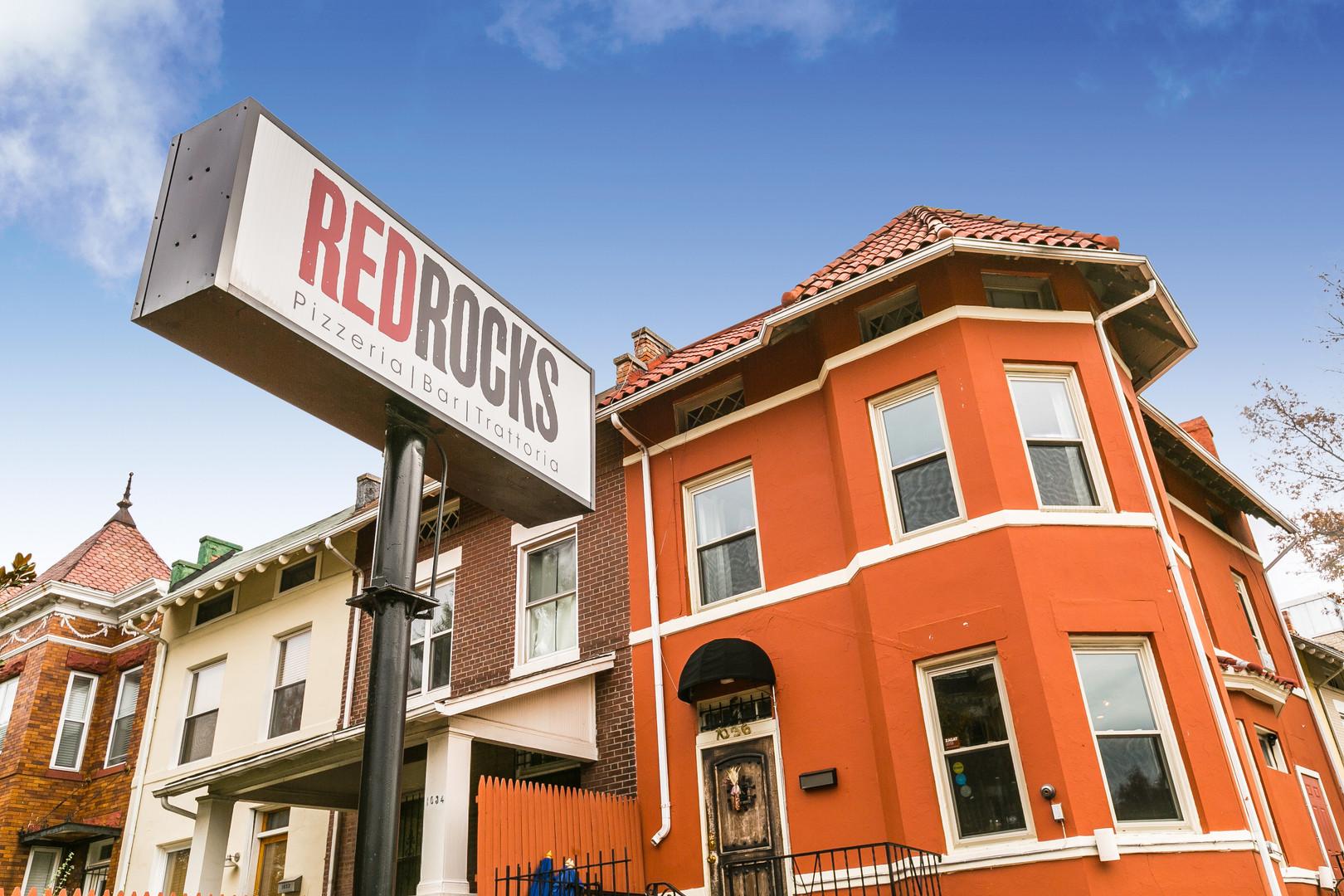 Red Rocks Pizza