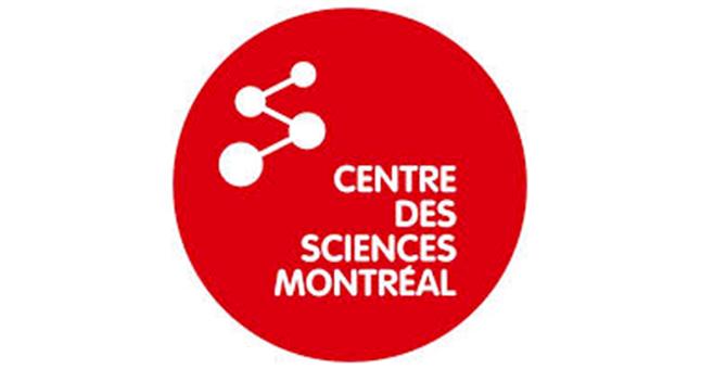 Lien vers centre des sciences de Montréal