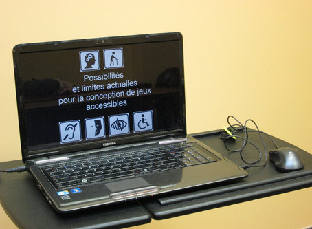 Les technologies accessibles