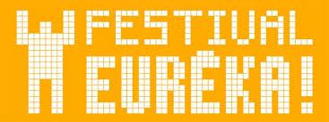 Lien externe, logo festival Euréka.