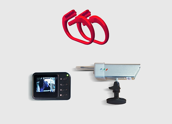 iSPY Camera & Safety Tie