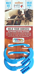 Horse safety tie pack