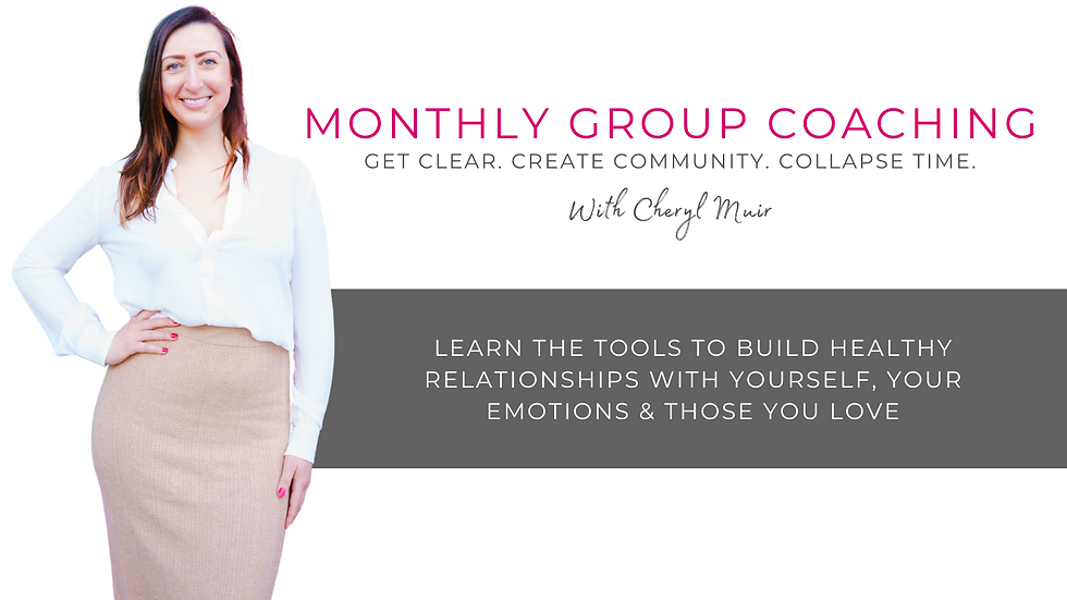 Monthly Group Coaching (Monthly  Group Z