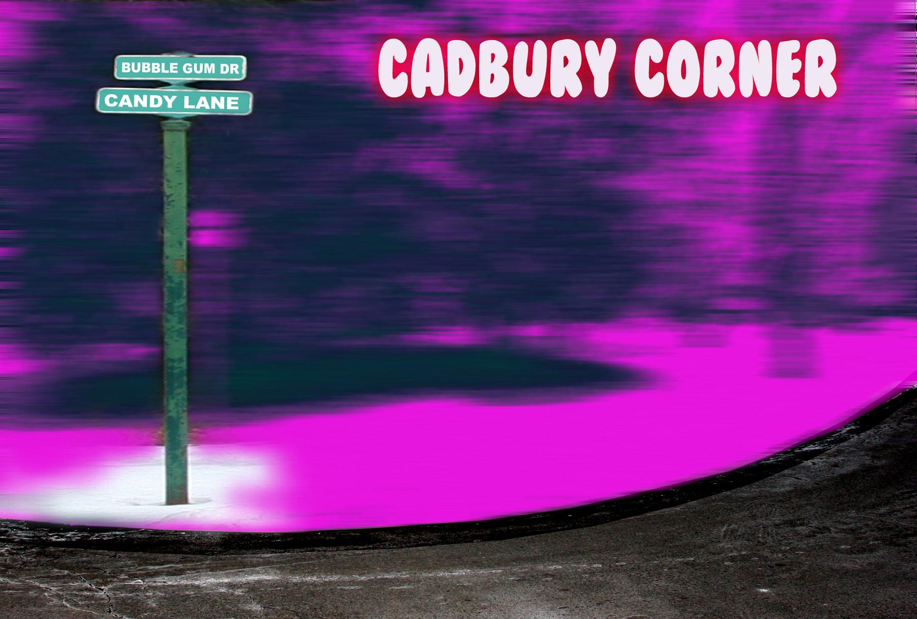 Cadbury corner A