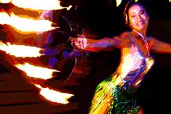 Balinese Fire Dancer 2