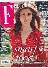 F Magazine, Nadia Nunzi, Violenza e Rinascita