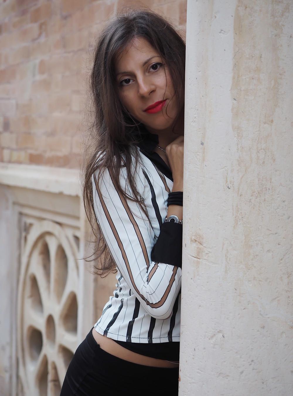 Nadia Nunzi, autrice marchigiana
