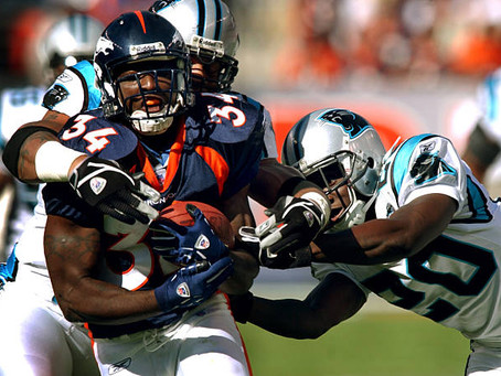 Former Denver Bronco Reuben Droughns Joins Mattersville to Tackle Veteran PTSD and Suicide!!