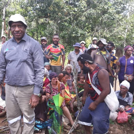 THE JOURNEY TO ESTABLISHING A COMMUNITY PIGGERY ENTERPRISE IN HELA PROVINCE, PAPUA NEW GUINEA