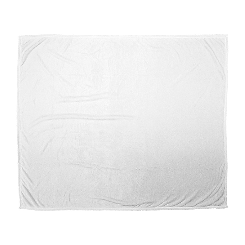 Microfleece Throw Blanket