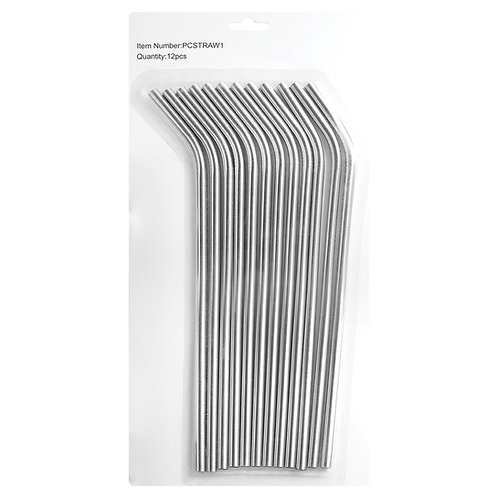 Polar Camel Stainless Steel Straws