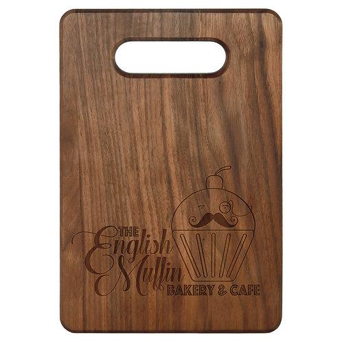 Authentic Walnut Cutting Board