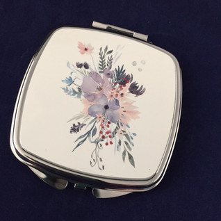 Full Color Compact Mirror
