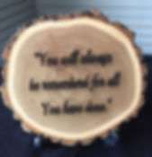 Lasered Stump with Quote.jpg