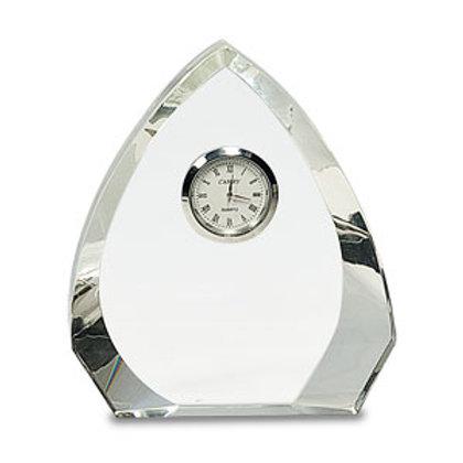 Arch Crystal Clock