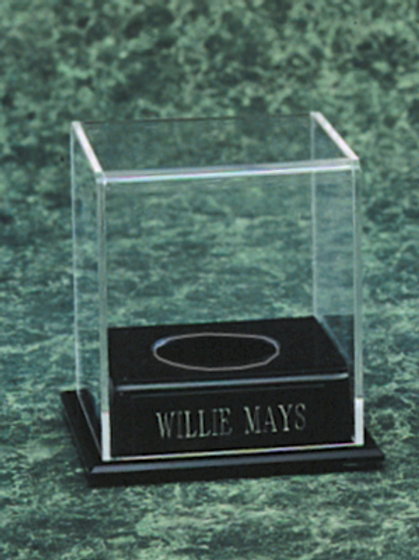 Acrylic Display Case with Base