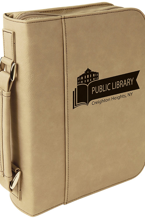 """7 1/2"""" x 10 3/4"""" Leatherette Book/Bible Cover"""