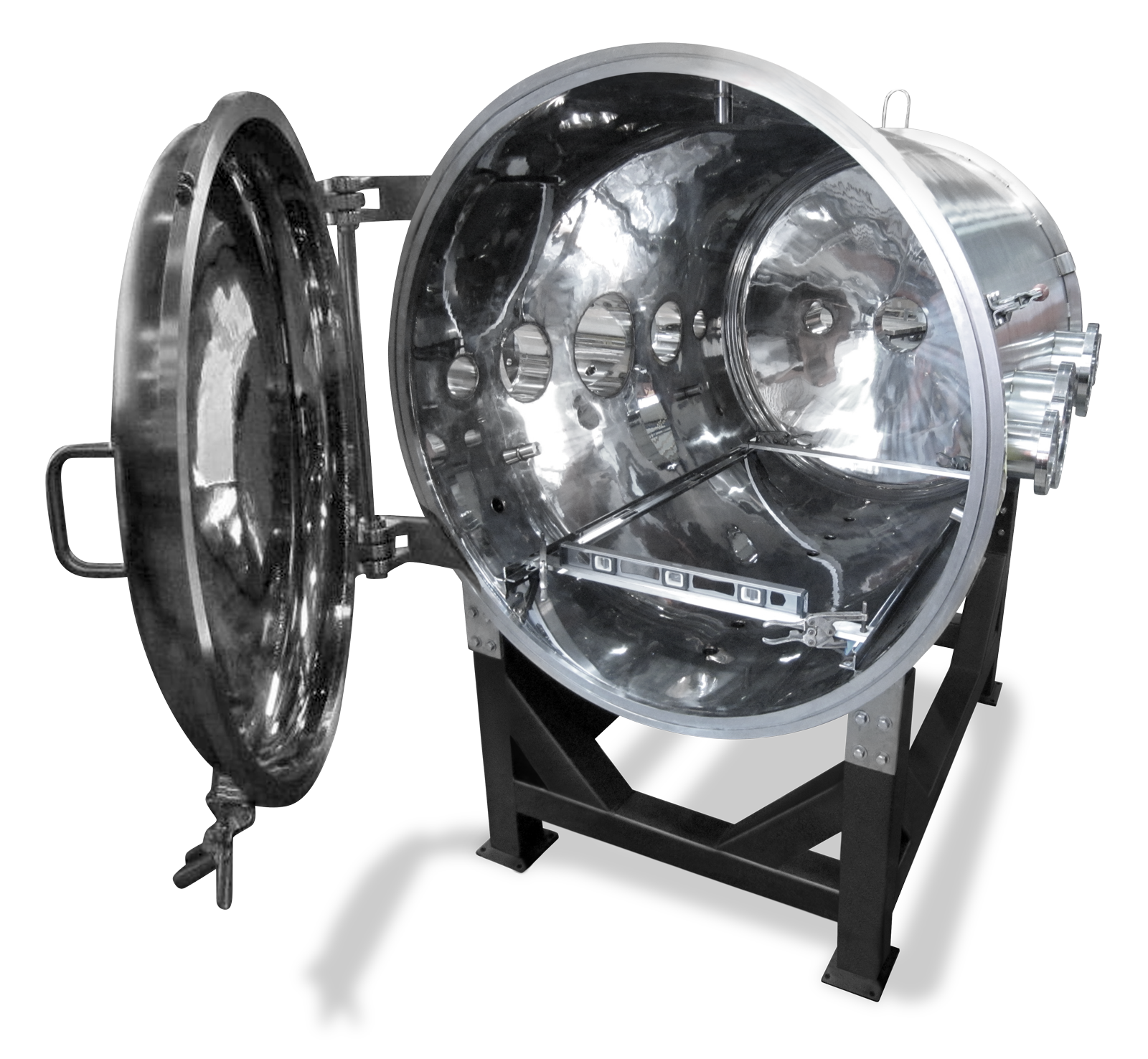 vacuum chamber 3