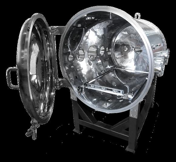 SPS Vacuum Chamber. mirror brite finish