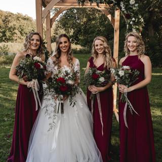 St Jacobs / Conestogo River Wedding