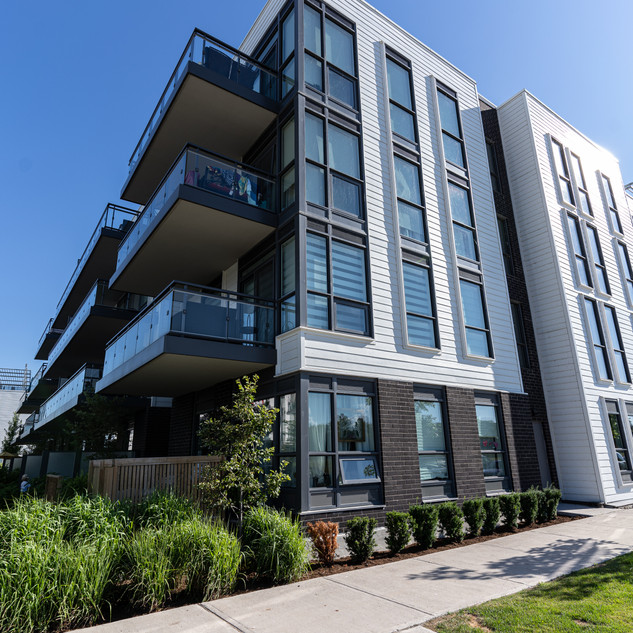 Friday Harbour Condo real estate photography