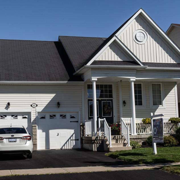 Barrie House listing