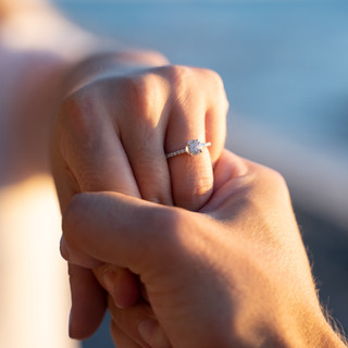 Sauble Beach Engagement Ring