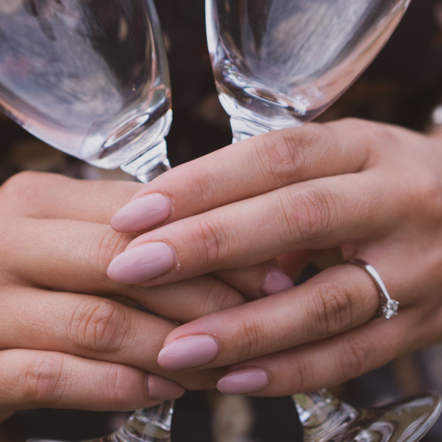 Engagement Champagne