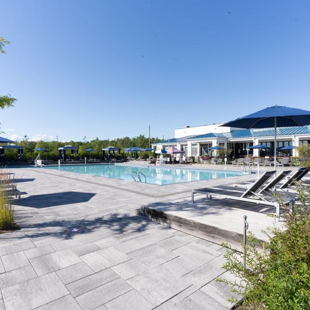 Friday Harbour Beach Club Pool