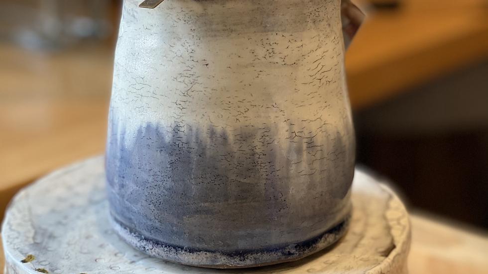 Prayer Jar with Citrine Druzy