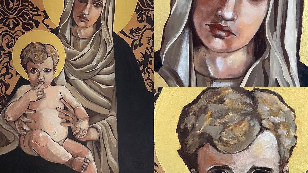Madonna and Child - The Sacrifice