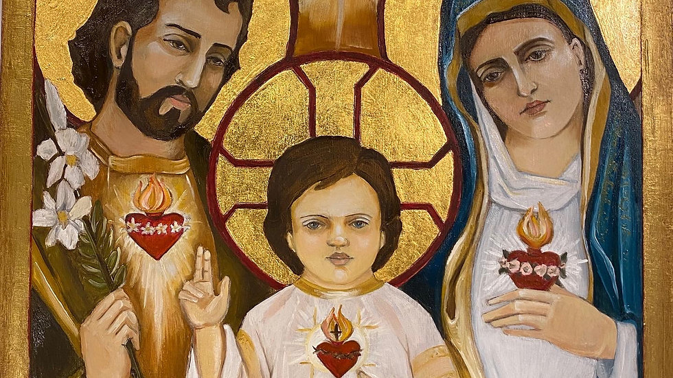 Holy Family Reproduction