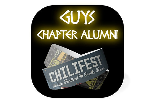 Guys Ticket | Alumni Ticket