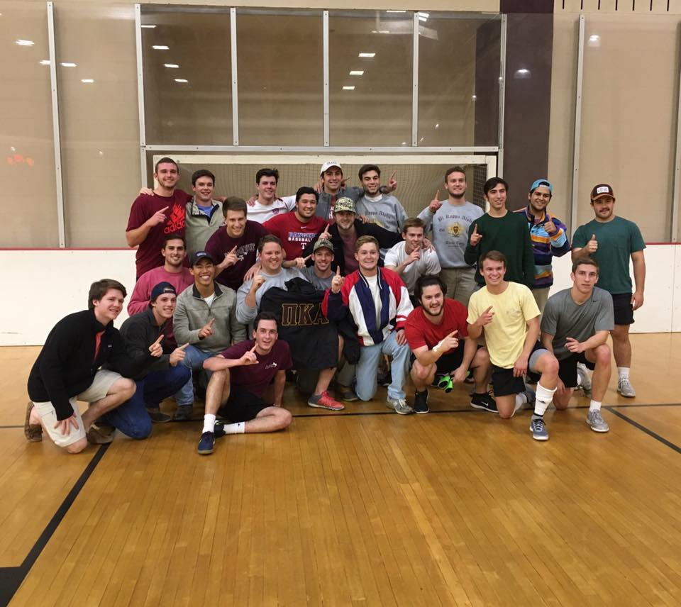 Soccer Intramural Championship - Fall 2016