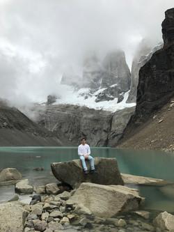 Brother Richardson Explores Chile - Torres del Paine National Park