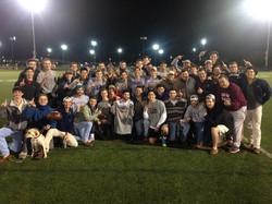 Football intramural Championship - Fall 2016